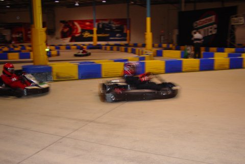 Anthony racing at Chicago Indoor (13)