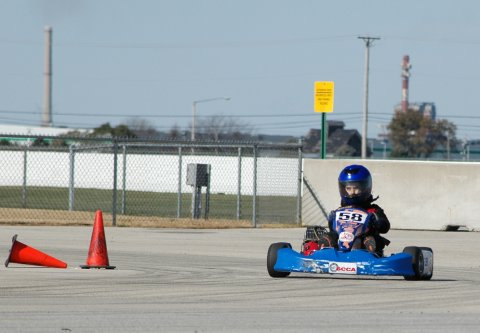 Joey autocrossing at Route 66 Raceway (11)